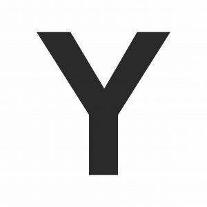 Large Printable Letter Y