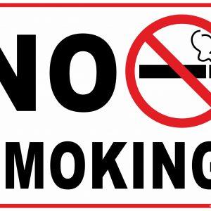 """Printable Sign """"No Smoking"""""""