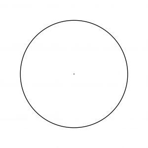 Blank Pie Chart Template