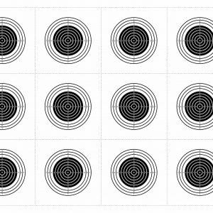 Printable Targets - 10 m Air Rifle